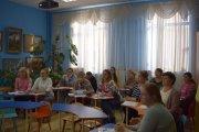 Методическое объединение «Школа молодого воспитателя» в ДОУ № 22